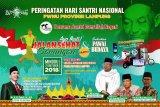 PWNU Lampung gelar jalan sehat