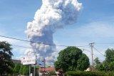 PVMBG Larang beraktivitas radius bahaya Gunung Soputan