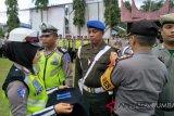 Polres Pasaman apel gelar pasukan operasi zebra singgalang 2018