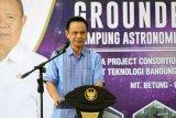 Observatorium teropong bintang Lampung terbaik di Asia