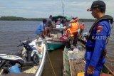 2 balita korban tabrakan kelotok di Kobar belum ditemukan