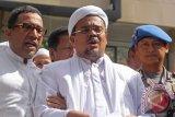 Hoaks kepulangan Habib Rizieq jelang reuni 212