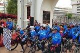 Dua ribu pesepeda meriahkan BTN Tour de Borobudur 2018