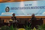 Menteri Yohana: perempuan siapkan diri hadapi perubahan industri