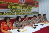 DVI Polri sudah identifikasi 77 orang korban Lion Air JT 610