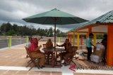 Plaza kuliner di Pantai Tiram akan dikelola Badan Usaha Nagari