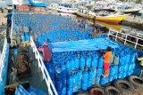 Distributor jamin stok LPG Timika aman hingga Natal-Tahun Baru