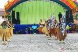 Festival tarian Amungme Kamoro dijadikan agenda rutin tahunan