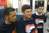 Adik Ahok hadiri deklarasi Blusukan Jokowi Jateng