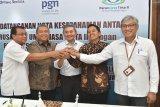 Kembangkan industri, PGN bersinergi dengan Jasa Tirta dan MOS