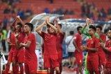 Pertemuan ketiga antara Indonesia vs Thailand