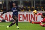 Inter tundukkan Frosinone berkat gol Keita Balde