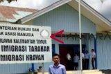 Pengoperasian Pos Imigrasi perbatasan terkendala kebijakan Malaysia