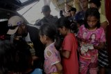 BI tukar uang lusuh di Pulau Letti Maluku