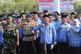 Gubernur menganggap peran Korpri besar dalam membangun Kalteng