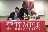 UIM Makassar-Temple University MoU penelitian publikasi ilmiah