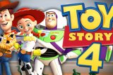 Keanu Reeves main di 'Toy Story 4'
