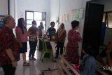 Bupati-wakil bupati Sitaro kunjungi dan periksa Puskesmas Tagulandang