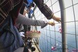 Doa Bersama Dan Tabur Bunga Jatuhnya Pesawat  Lion Air  JT 610