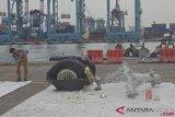 Evakuasi Pesawat Lion Air JT 610 Hari ke-8