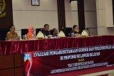 Verifikator APE evaluasi pengarustutamaan gender di Sulsel