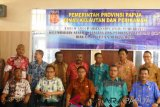 DKP Papua dan KKP bahas status kelembagaan SKPT Biak