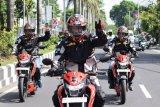 Hamis Daud meriahkan tur Suzuki Bandit