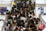 Tingkat pengangguran terbuka di Riau turun 0,15 persen. Begini penjelasan BPS