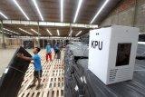 KPU DIY lakukam efisiensi pemgadaan logistik  Pemilu 2019
