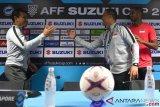 Bima Sakti dan Fandi Ahmad terjebak nostalgia di Piala AFF