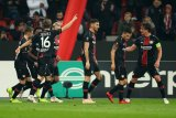 Hasil laga dan klasemen Grup A-F, sebanyak empat tim ke 32 besar Liga Europa