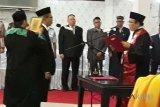 Yusuf Sirat jabat Ketua  DPRD Karimun