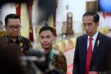 Jokowi beri bonus Rp250 juta kepada Eko Yuli