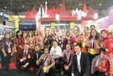 Indonesia Promosi makanan minuman di Marseille