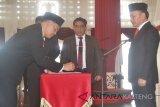 Gubernur berikan tugas penting kepada Fahrizal selaku Sekda definitif