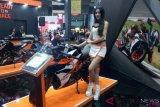 SPG kantongi Rp1 juta/hari di pameran sepeda motor ini
