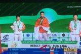 Eko Yuli pecahkan rekor di kejuaraan dunia Asghabat