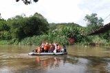 Kadis Perikanan: Ikan di Sungai Ogan berlimpah
