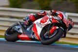 Takaaki Nakagami tercepat hari kedua tes pramusim MotoGP di Jerez