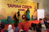 Festival Dongeng Internasional Indonesia 2018 resmi digelar