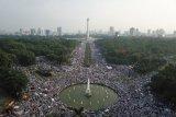 Reuni 212 dihadiri petinggi partai politik hingga Buni Yani