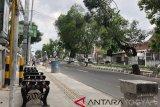 Pekerjaan revitalisasi pedestrian Kotabaru Yogyakarta segera rampung