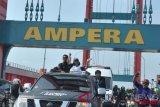 Kota Palembang punya 73 destinasi  wisata yang terus dikembangkan