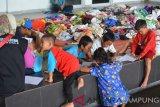 Anak Pengungsi Korban Tsunami Butuh Perlengkapan Sekolah