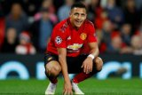Alexis Sanchez berpeluang dimainkan lawan Bournemouth usai cedera hamstring