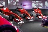 Ferrari membuka pameran untuk menghargai Michael Schumacher