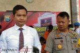 Tim penikam Makassar amankan dua pelaku curanmor