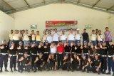 Pekerja PT Maju Aneka Sawit deklarasikan perang melawan narkoba