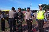 Polres Bantul terjunkan 829 personel pengamanan Natal dan Tahun Baru