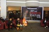 Sumbar gelar art and fashion culture 2018